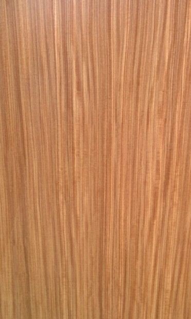 Branded Wood Veneer Afromosia New Delhi India Hunsply Duro Sonear Green Quarter Cut.