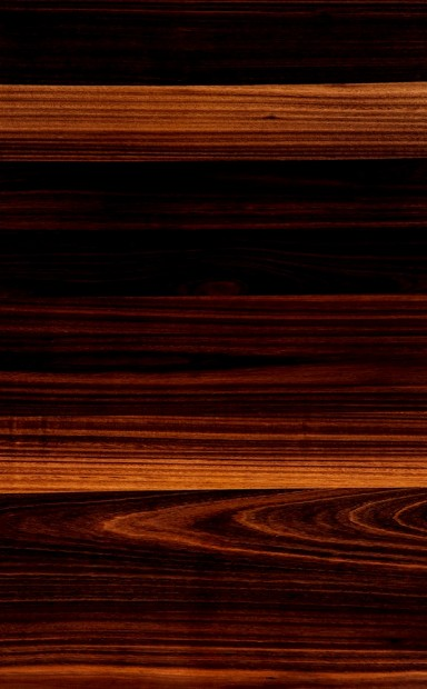 Mismatch Horizontal Smoked Eucalypyus Flat Cut Wood Veneer - polished - New Delhi, India