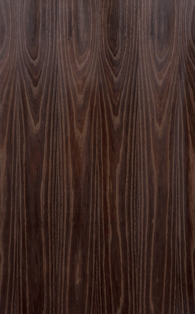 Smoked Chestnut Flat Cut Wood Veneer - polished - New Delhi, India